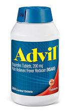 Advil BJs